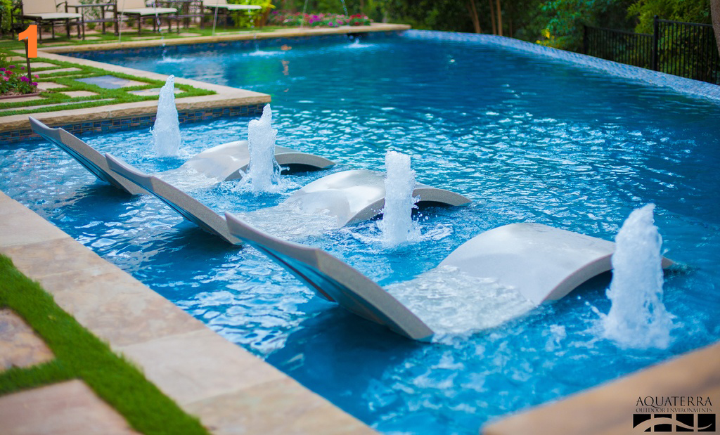 Pick your favorite party ready pool zillow porchlight for Quality pool design
