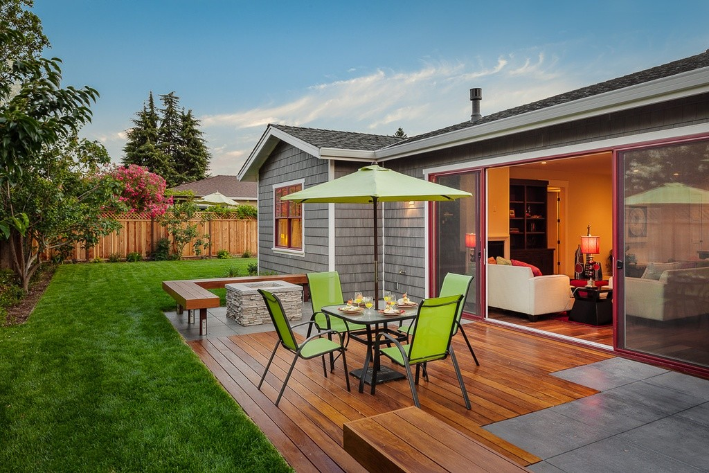 Top Summer Patio Trends 2015