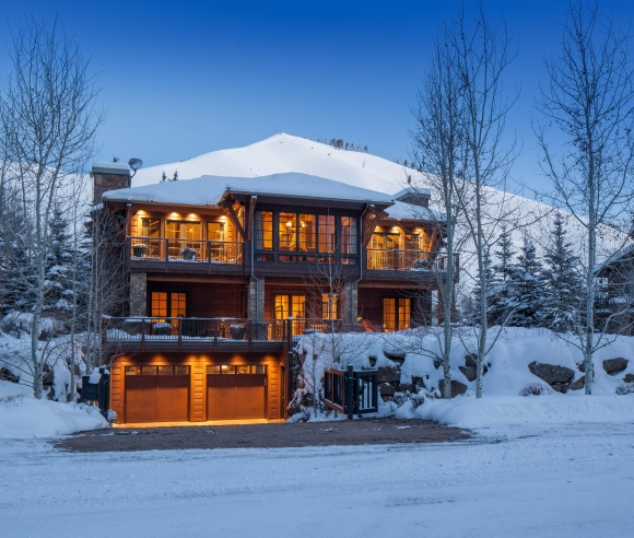 Zillows Homes: Luxury Ski Homes For Sale Right On The Slopes