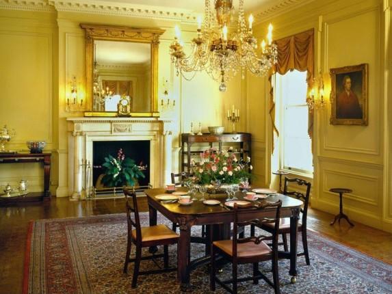 Mansion Washington Dc Living Room Tv