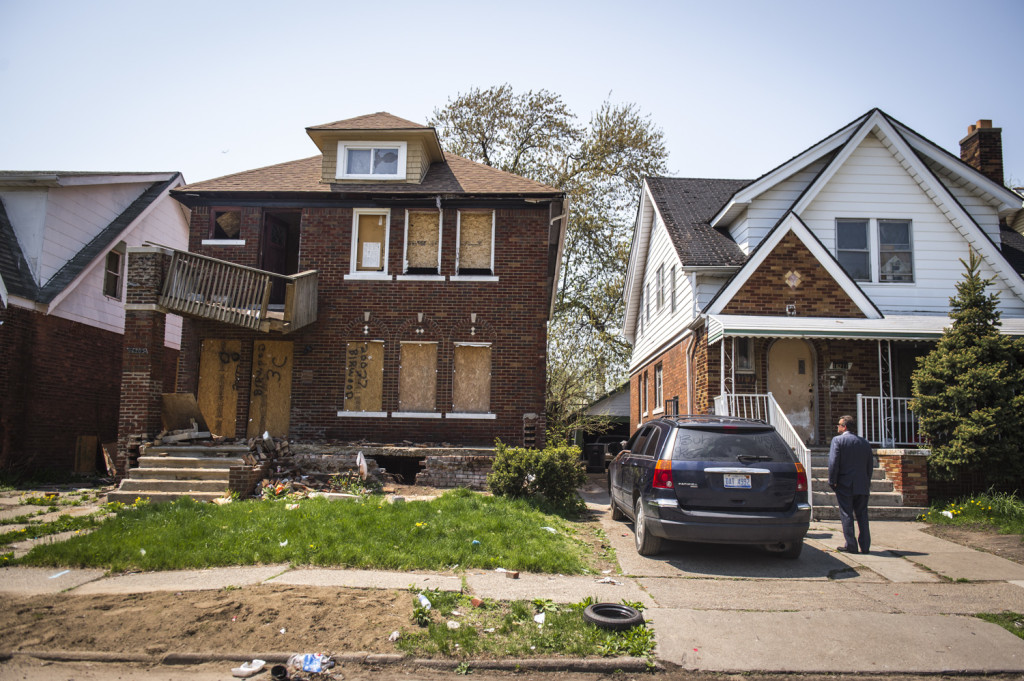 Tour of detroit housing the good the bad and the hopeful for Zillow com detroit