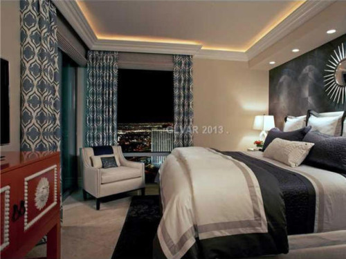 Doory Awards City Stunners: High-Style High-Rise in Las Vegas