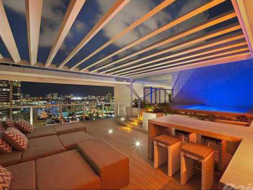 Doory Awards City Stunners: Waterfront Penthouse in Miami Beach