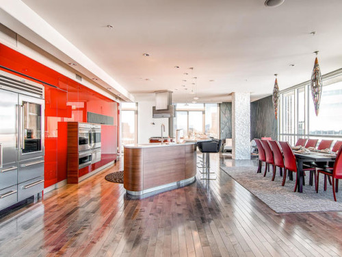 Doory Awards City Stunners: Mod Apartment in Denver