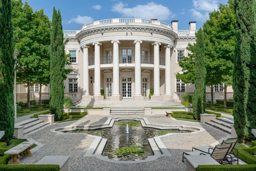 Dallas White House Replica Home is a Zillow 'House of the Week'
