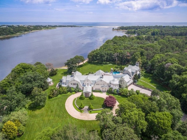 Most expensive homes in the east zillow porchlight for Most expensive homes in the hamptons