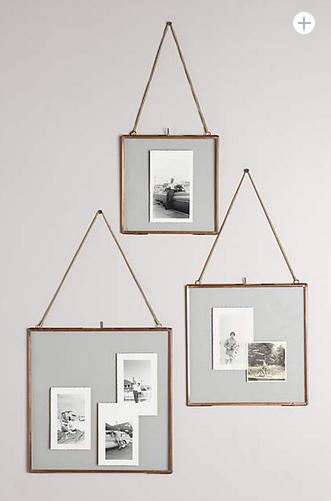 3D. Hanging Frames