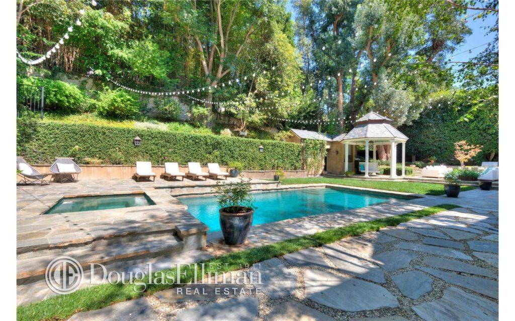 Adele's pool