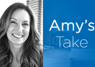 Amys Take logo