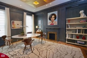 Andy Warhol's apartment