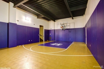 The most expensive home for sale in every state zillow for Indoor residential basketball court