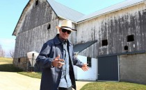 In Van Winkle's latest TV show, he lives in an Amish community in Ohio. Source: DIYNetwork.com