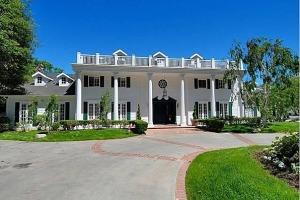 David Hasselhoff's home