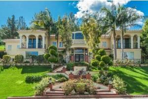 David Hasselhoff's house