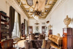 Zillow's Dig This Trend: French Flair living room