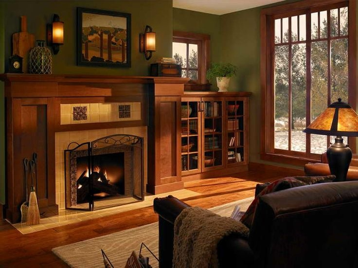 Home architecture 101 craftsman for Home decor arts and crafts ideas