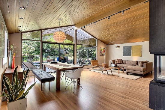 8 approaches to mid century modern design zillow porchlight - Mid century modern interior ...