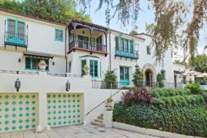 Gwen Stefani's former home