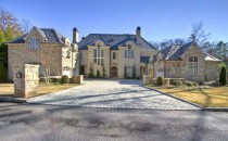 Allen Iverson&#039;s home