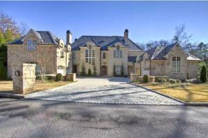 Allen Iverson's home