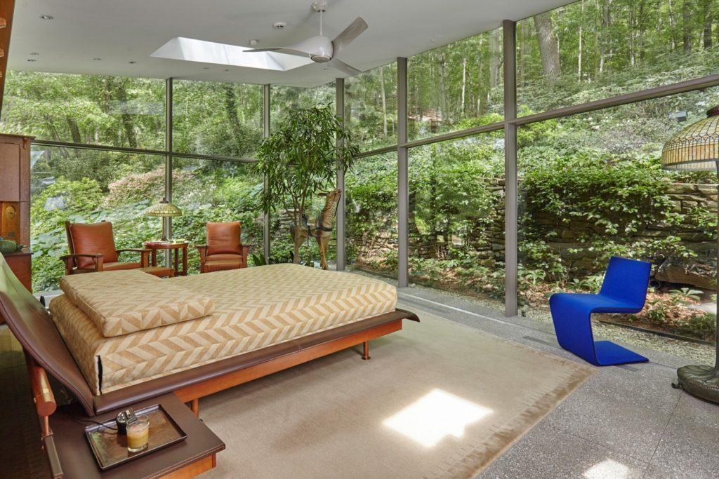 Fernside Cottage bedroom
