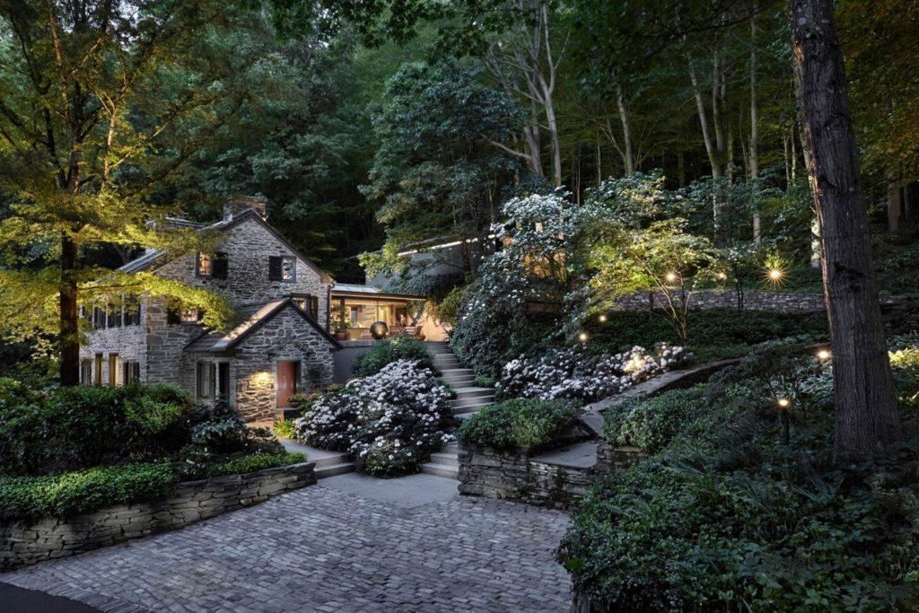 Fernside Cottage evening