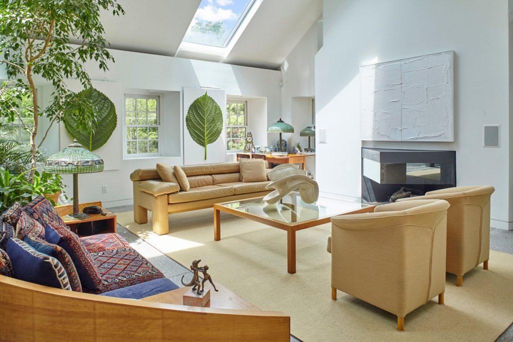 Fernside Cottage living room