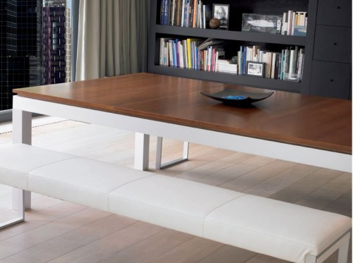 The Fusion table in dining mode. Source: fusiontables.com