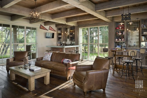 The Barn Look Creating A Rustic Feel In Your Contemporary