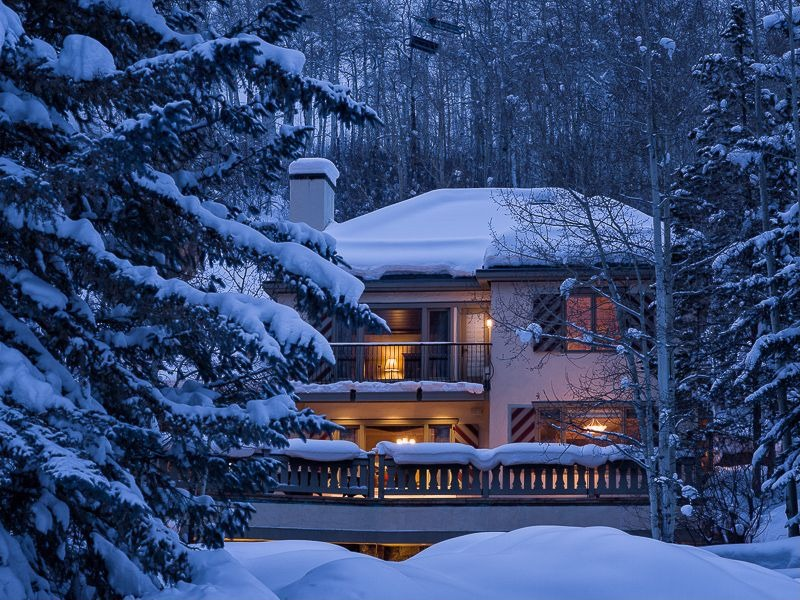 Gerald Ford S Former Ski Chalet For Sale Now For 8 5
