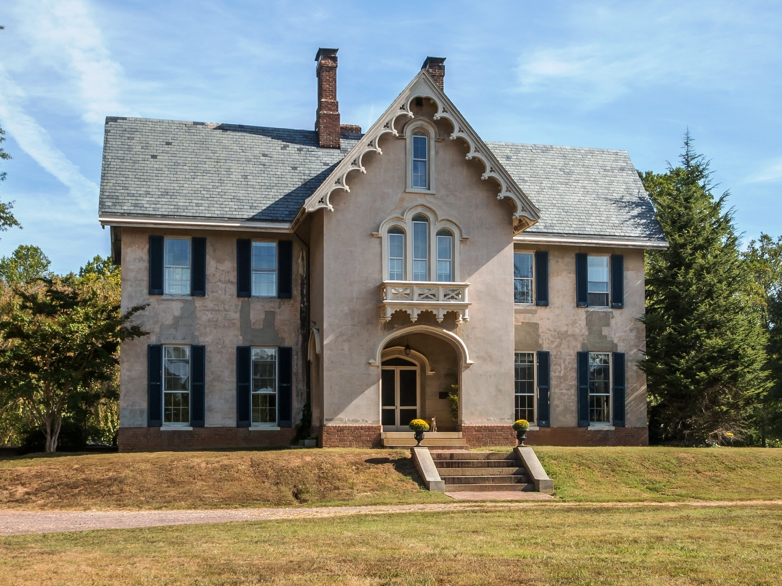 Home architecture 101 gothic revival Architectural home builders