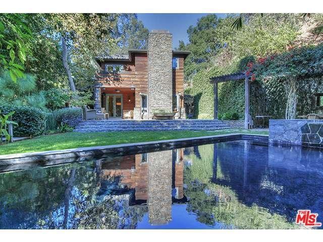 Hank Azaria's home