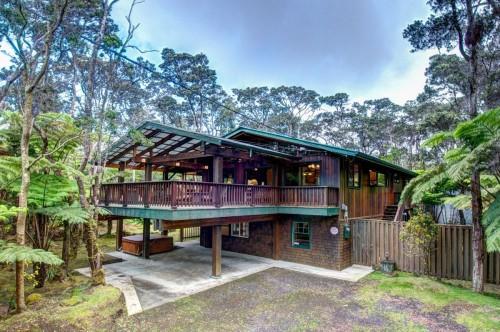 Home Near Hawaii Volcanoes National Park