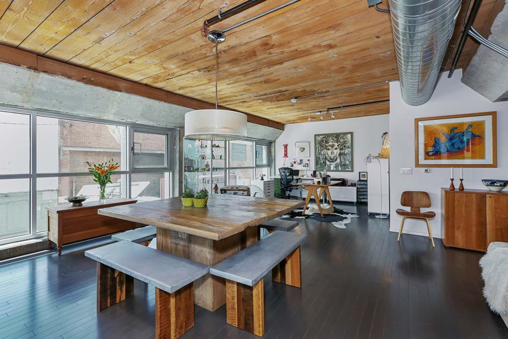 Mixing 21st Century Modern And Rustic Decor Zillow