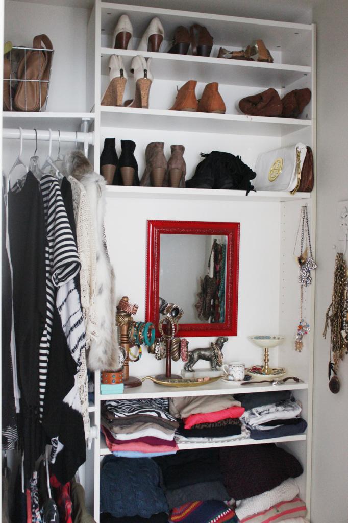 Cheat your way to a custom closet grand blanc realtors for Bookcase closet