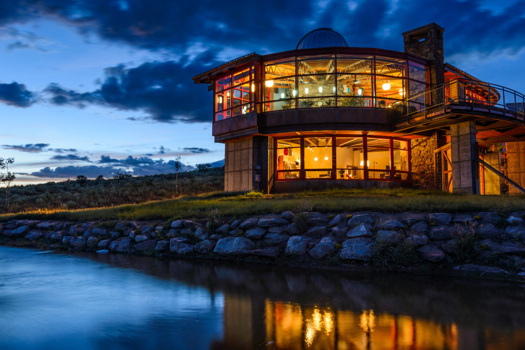 House Of The Week Luxury Meets Off The Grid In The Aspen
