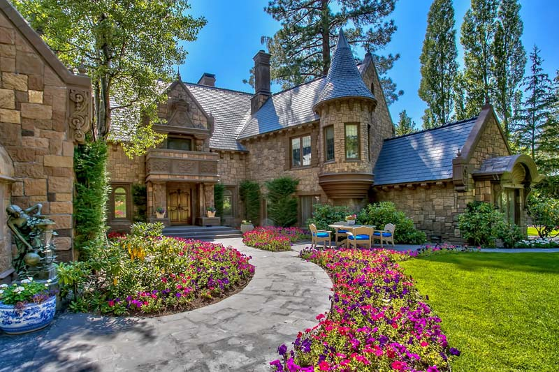 Fairy Tale Homes And Castles