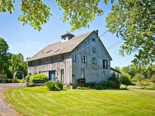 For sale barn homes mixing old new zillow porchlight for New barns for sale