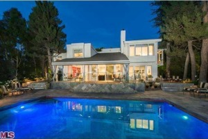 Janet Leigh's home