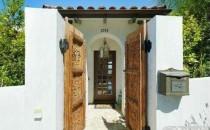 Jenna Fischer's gate