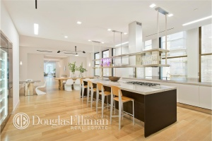 Jennifer Lopez' kitchen