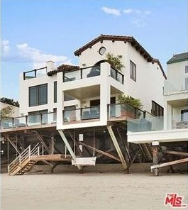 John Cusack's beach house