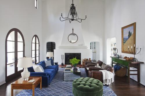 Room Of The Week Celebrity Inspired Living Room Design