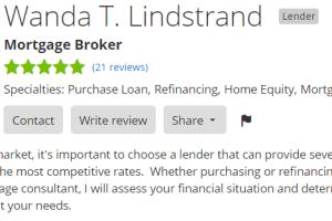 Lender review