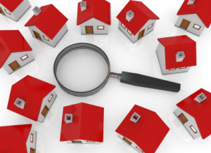 Magnifying glass homes