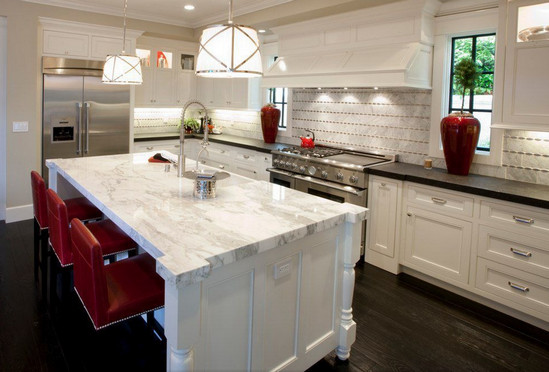 Countertops Kitchen Options : Kitchen Counter Options That Will Make You Forget Granite - Zillow ...