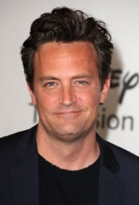 Matthew Perry headshot IMBd