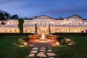 Max Azria's home4