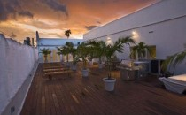 Miami Temple House deck