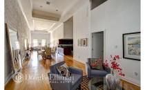 Michael Strahan's apartment